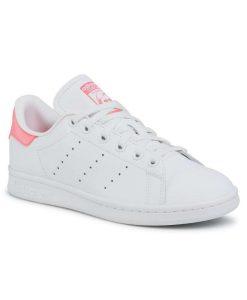 Adidas Stan Smith W FU9649 Δερμάτινο Sneaker Λευκό