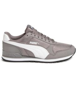 puma st runner V2 mesh athlitiko andriko gkri tsimpolis shoes