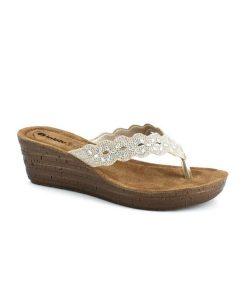 inblu anatomikh dermatinh pantofla platine tsimpolis shoes