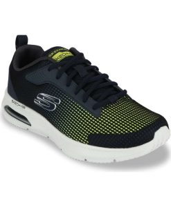 Skechers Dyna-Air Blyce 52558-NVLM Ανδρικό Αθλητικό Μπλε