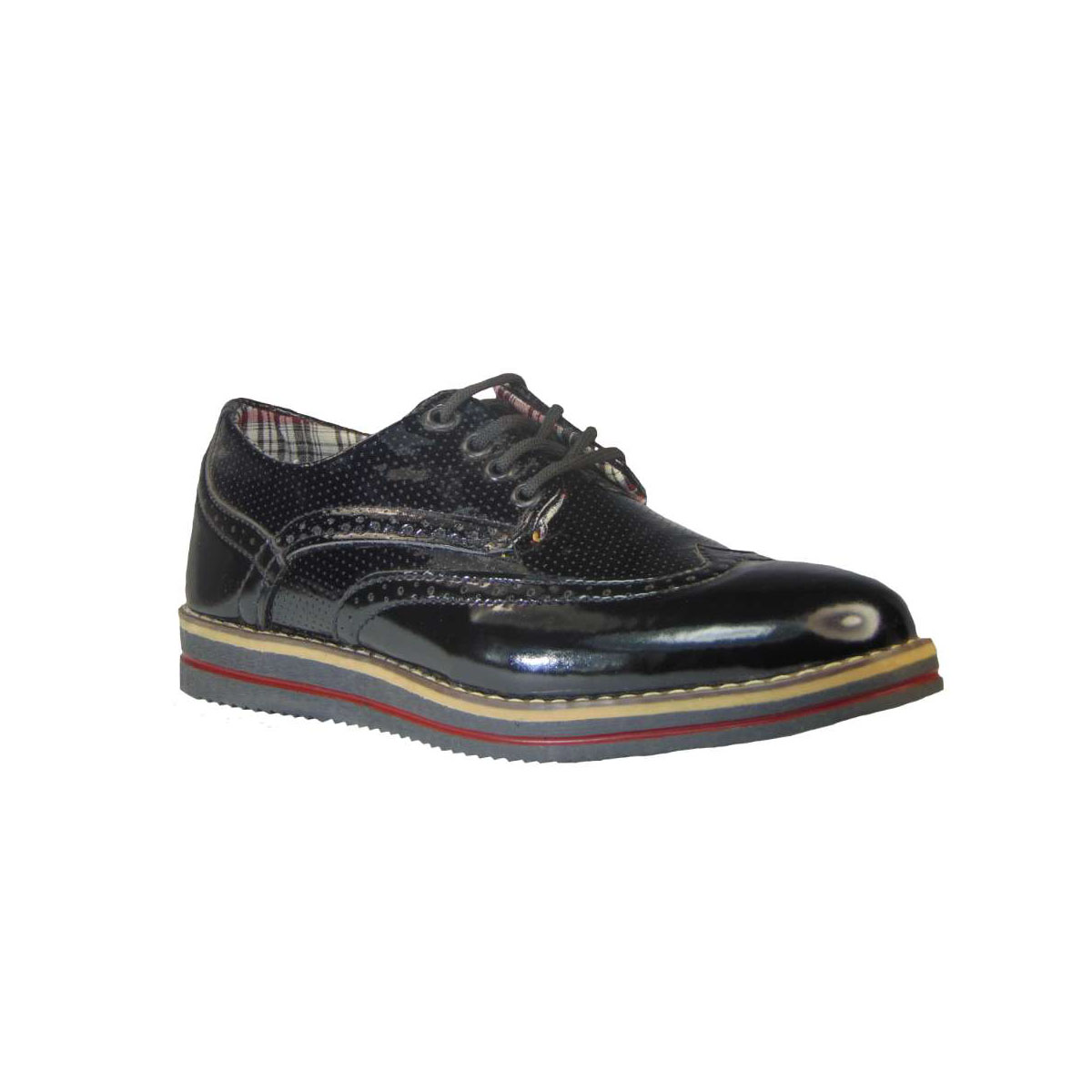 Tsimpolis Shoes 01221 Oxford Δερμάτινο Καστόρι Μαύρο. 37.00€ 19.00€.  Επιλογή. Brand  TsimpolisShoes. -31%. Add to Wishlist loading 678fc57064d