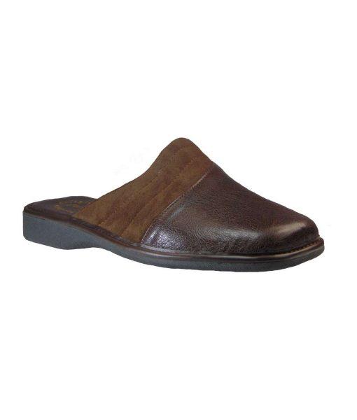 peruomo anatomikh pantofla spitiou kafe tsimpolis shoes