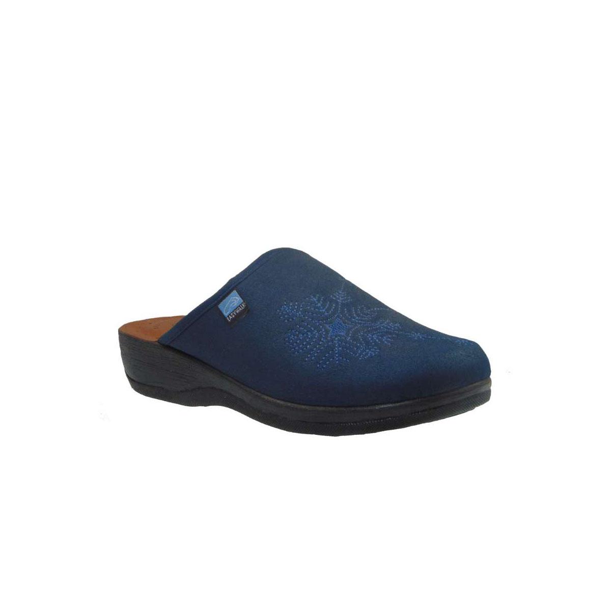 1fe19b6ba99 -42% Tsimpolis Easy Walk 37030 Ανατομική Παντόφλα Σπιτιού Μπλε