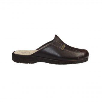 arizona anatomiki pantofla spitiou kafe tsimpolis shoes