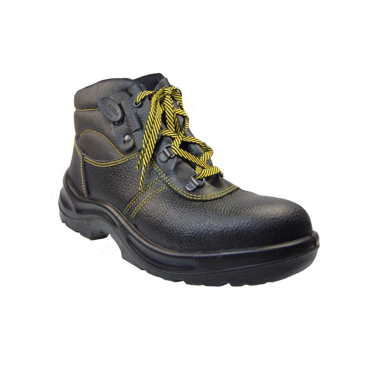 3f2197e4226 Tsimpolis Shoes 2512-S1P Μποτάκι Εργασίας Δερμάτινο Και Συνθετικό ...
