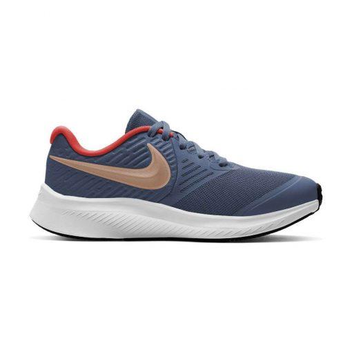 Nike Star Runner 2 AQ3542-417 (GS) Μπλε