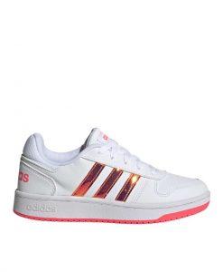 adidas hoops 2.0 k sneaker leuko