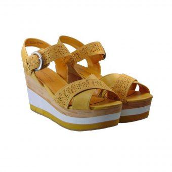 marco tozzi platforma apo yfasma kai texnokastor kitrinh tsimpolis shoes