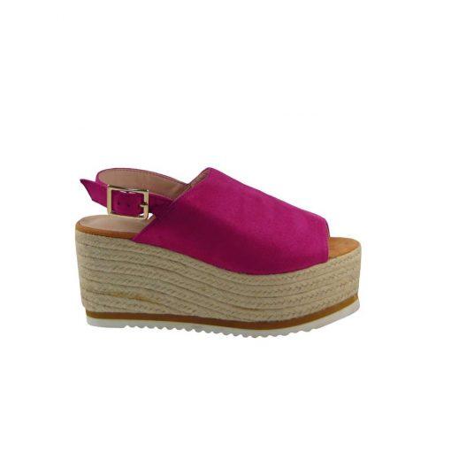 tsimpolis shoes platforma apo texnosouent fouksia