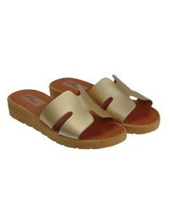 aliberi gynaikeia pantofla xrysh tsimpolis shoes