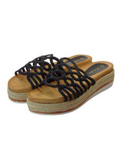 tsimpolis shoes gynaikeia pantofla mayrh