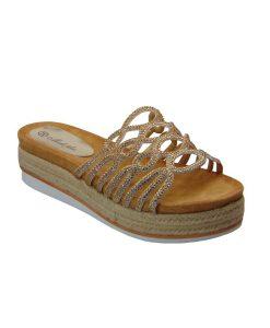 tsimpolis shoes gynaikeia pantofla xrysh