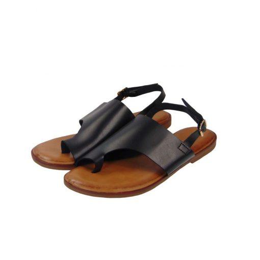 tsimpolis shoes gynaikeio pedilo mayro