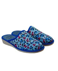 miss desiree gynaikeia pantofla mple leopar tsimpolis shoes