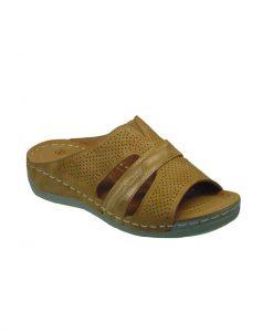 tsimpolis shoes pantofla gynaikeia kamel