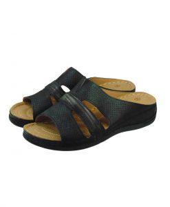 tsimpolis shoes pantofla gynaikeia mayrh