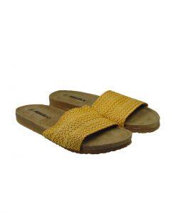 tsimpolis shoes pantfla gynaikeia kitrini