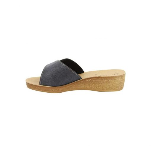 inblu gynaikeia anatomikh pantofla mple tsimpolis shoes
