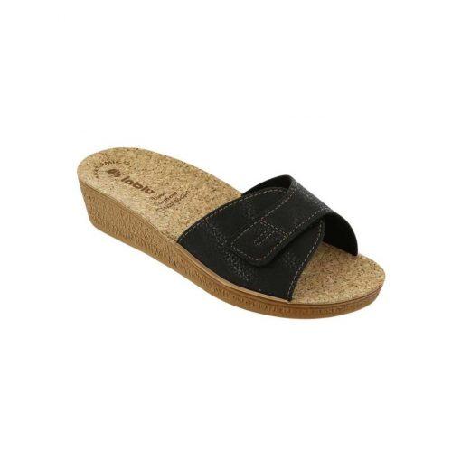 inblu gynaikeia anatomikh pantofla mayrh tsimpolis shoes