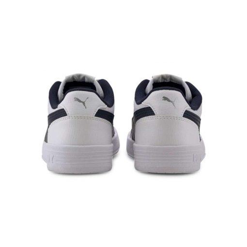puma caracal sneaker dermatino leuko tsimpolis shoes