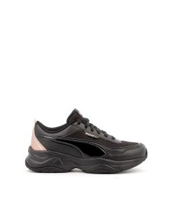 puma cilia mode metallic gynaikeio athlitiko mayro tsimpolis shoes