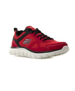 Skechers Track Scloric 52631/RDBK Ανδρικό Sneaker Κόκκινο