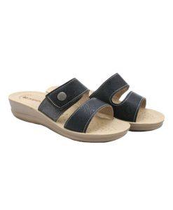 inblu gynaikeia anatomikh pantofla mple tsimpolis shoe